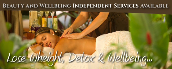 Beauty and Wellbeing Independent Services Available